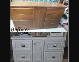 Furniture wood refinishing, fix, repair antique piano