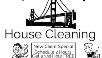 House Cleaning Specials! Awesome References! Low Rates!