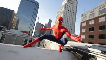 Your Friendly Neighborhood Spiderman....... Impersonator