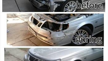 Autobody and paint 50% off all work
