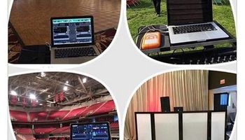 DJ, Photo Booth, Sound, Lighting, Photography