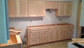 Skilled Finish  Land Crafted Carpentry - Built-ins - Credenzas - Kitchen Cabinets