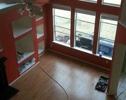 EXTERIOR AND INTERIOR PAINT