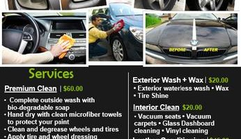 Mobile Detailer $60 Premium Clean Today!!