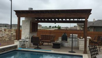 Decks, patio covers, pergolas, siding!