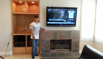 Dallas best tv mounting