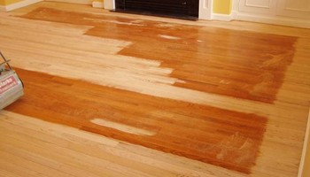 Hardwood floor installation & refinishing