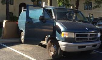 Man With Cargo Van Tri State