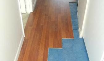 WOOD FLOOR INSTALL - ANY TYPE - AFFORDABLE