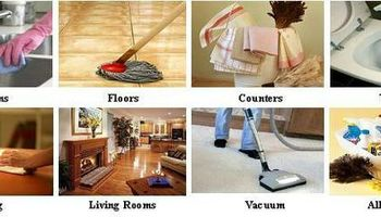 Home Cleaning Services-You rest.