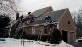 Flat Roof Specialist. All Seasons Roofing