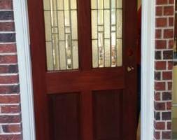 Skywalk furniture. Front Door refinishing/Furniture refinishing