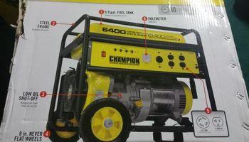 Generater Repairs $45