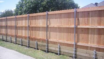 FENCE INSTALL AND SPRINKLER SYSTEM REPAIR