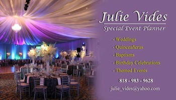 Event Planner who you'll love!