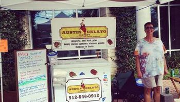 We'll Cater Your Next Event! Austin Gelato Company