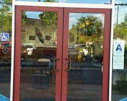 Commercial window/doors