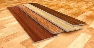 Carpet and laminate flooring installation