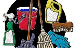 Home and office cleaning - kitchen cleaning, general room, bed changing