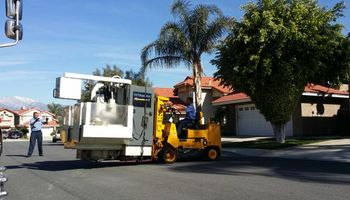Local Machinery Transportation and Moving Service