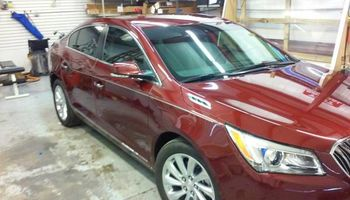 MOTORCITY VISION. WINDOW TINTING - 150.00$ tint special!