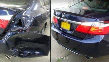 Mobile Auto Body And Paint - just hit your car - call!
