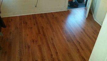 Handyman / laminate floors