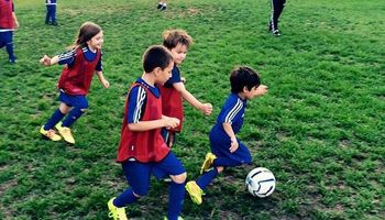 Sporting SoCal Soccer Camp Kids ages 3 - 6 years old