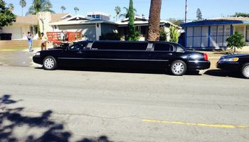 ARIELLE Limousine Service $65/hr.  VIP TREATMENT