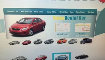 LAX Rental Car Value Price