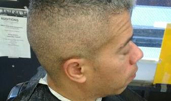 Home barbering