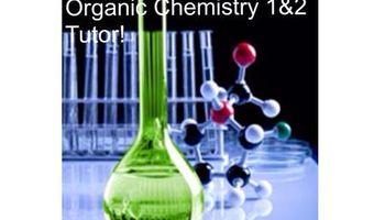 Organic Chemistry 1 & 2 tutor lessons