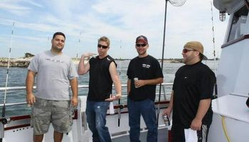 FISHING AND CHARTERS
