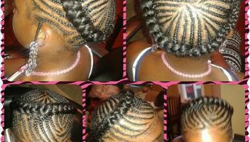 Kids hairstyles & Braids $45 & up !!! Same Day Appt Available !!!