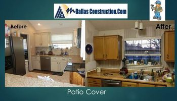 Dallas Construction ~ Custom Designed Patio Covers And More!