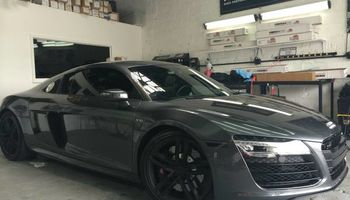 Window Tinting FormulaOne LLumar Lifetime Warranty