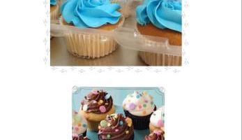 Cupcakes y Nicolette for any occasions