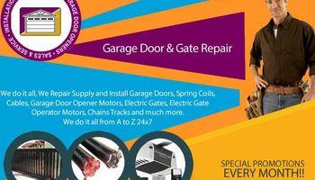 Payless Garage Door Repair & Gate Repair