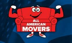All American Movers - clean trucks, friendly and courteous staff