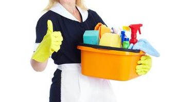English Speaking Household Cleaning Lady