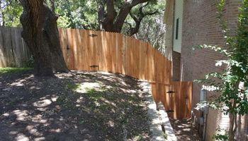 Fence repair, gates