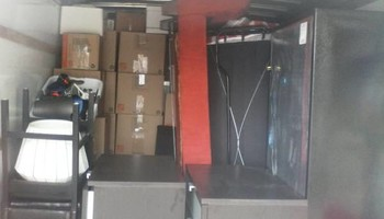 2 movers w/truck 29.00 per hour flat