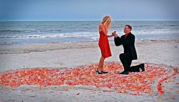 Spy Proposal Photographer