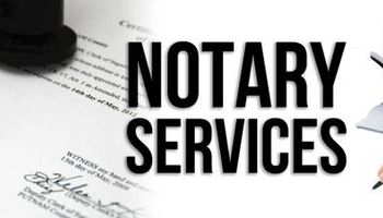 Notary public available every day