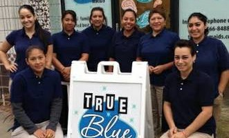 Saving offer! TRUE BLUE MAIDS. FREE INSTANT. QUOTE LOCAL TRUSTED