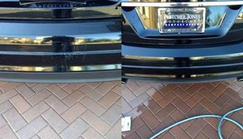 Same Day Autobody Dent Scratch Paint Work SAVE 50% or more off shop