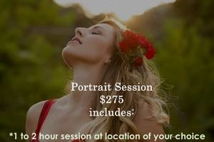 Professional Portrait Photography Session