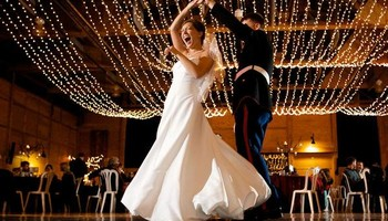 Wedding dance lessons or party dancing