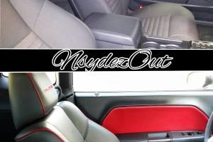 CUSTOM AUTO INTERIOR. EXCELLENT WORK!  N-sydez-Out