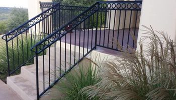 Iron Stairs and Custom Iron work
